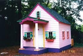 big backyard playhouses home outdoor decoration