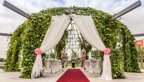 wedding arch kl garden wedding venues in klang valley venuescape