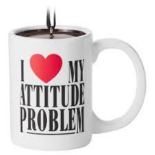 attitude coffee mug maxine ornament gift ornaments hallmark