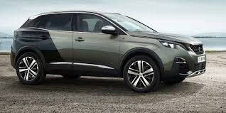 peugeot 3008 2017 2017 peugeot 3008 wins european car of the year photos 1 of 2