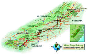 Tennessee Weather Map by Blue Ridge Parkway Map Google Search Our Travels Pinterest