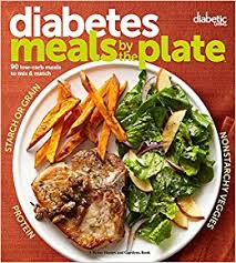 diabetic dishes diabetic living diabetes meals by the plate 90 low carb meals to