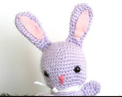 Bunny Rabbit Home Decor Handmade Home Decor Knitwhats Shop