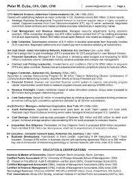 cover letter senior manager resume template senior manager resume