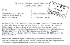 cleveland judge finds probable cause to charge officers in tamir