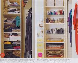 how to organize a lot of clothing in very little closet space if