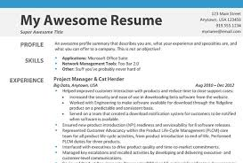 How Do You Write A Resume For Your First Job by How To Write Your First Resume 7 How To Write An Awesome Resume