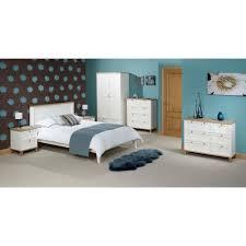 Boston Bedroom Furniture Set Boston Lyon Wardrobe White Ash 1 Door At Wilko Com
