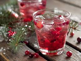 celebrate the holidays with festive dekuyper cocktails martinis