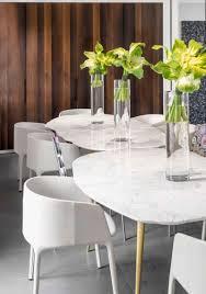 Esszimmer Farbe 2015 Moderne Einrichtung In Neutralen Farben Penthouse In London