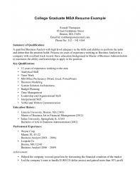 Resume Format For Electronics Engineering Student A Resume Example