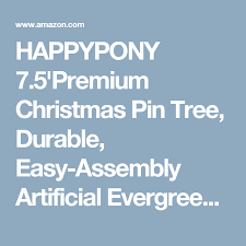 happypony 7 5 premium pin tree durable easy assembly