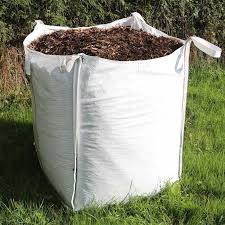 bulk bag of bark mulch chippings on sale with free delivery in ireland