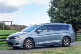 nissan minivan 2018 green car reports best car to buy 2018 chrysler pacifica hybrid