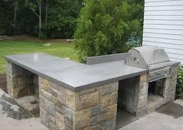 outdoor kitchen countertop ideas outside kitchen countertops rapflava