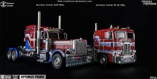 customized truck xt dotm optimus prime custom truck in img 11 by xeltecon on deviantart