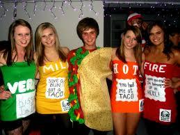 Taco Costume Girls In Sauce Costumes U2013 The Official Scott Roberts Website