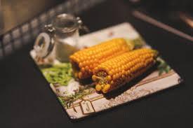cuisine miniature free images restaurant dish meal food corn plate salt
