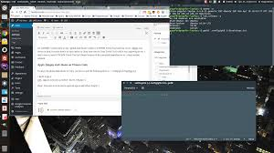 Home Design For Ubuntu by How To Apply Adapta Dark Theme On Ubuntu Unity Lme Linux