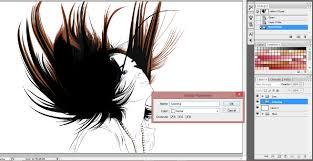 tutorial efek vektor di photoshop tutorial lengkap membuat kartun vektor dengan photoshop coloring