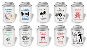 koozies for wedding sales at ad a print custom wedding koozies