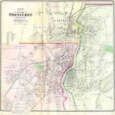 Map Rhode Island Rhode Island 1870 Beers Atlas