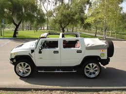 jeep hummer conversion hummer h2 convertible