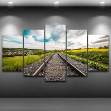 online get cheap railway art prints aliexpress com alibaba group