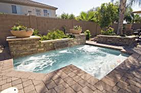 decorating awesome design for outdoor jacuzzi ideas with