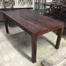 dining tables diy reclaimed wood dining table farm tables from