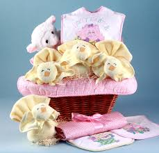 baby basket gifts easter baby gift basket baby girl gift by silly phillie