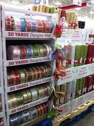 deco mesh ribbon sam s club 50 yds of ribbon 7 98 deco mesh 6 98 how to