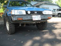 subaru loyale lifted subarugllifted 1986 subaru loyale u0027s photo gallery at cardomain