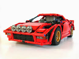 lego bentley stratos made of lego