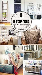 creative living room storage ideas home tree atlas