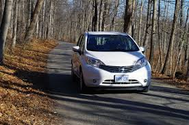 nissan versa sedan 2016 review 2016 nissan versa note sl canadian auto review