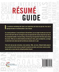 resume writing images amazon com resume guide how to look good on paper resume amazon com resume guide how to look good on paper resume writing guide for diverse college students and new alumni 1 9780997131604 marcia f robinson