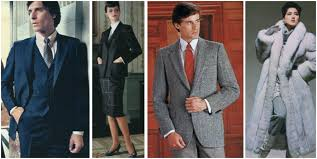 clothes and men u0027s and ladies fashions in the 1980 u0027s prices and