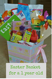 baby easter basket baby s easter basket easter basket ideas for baby and