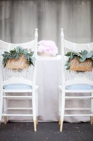 and groom chair signs 30 awesome wedding sign decor ideas for groom chairs