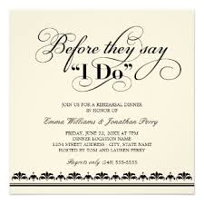 wedding rehearsal dinner invitations marialonghi