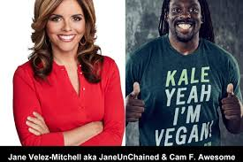 after the jane velez was cancelled what does she do now with her time fundraiser by carla golden lowcountry vegfest speaker fund