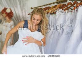 when to shop for a wedding dress dress stock images royalty free images vectors