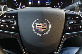 cadillac cts steering wheel 2014 cadillac cts vsport review verdict motor trend