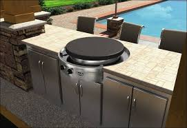 Waterproof Kitchen Cabinets by Kitchen Outdoor Grill Countertop Outdoor Stainless Steel