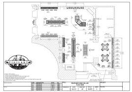 Commercial Floor Plan Design Retail Wine Display Design Services