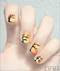 latest autumn nail art designs trends u0026 fashion for girls 2013
