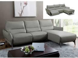 canapé d angle relax pas cher canapé d angle droit relax électrique kristen canapé vente unique