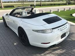 porsche 911 carrera gts white 2016 used porsche 911 2dr cabriolet carrera gts at porsche west