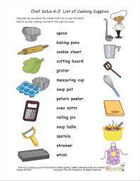 cooking tools vocabulary u203a home design pictures